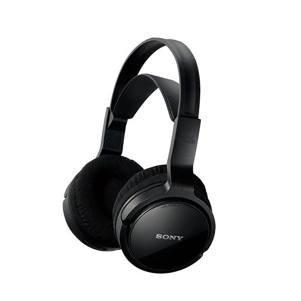 Sony mdrrf811rk negro auriculares de diadema wireless hasta 100 metros de alcance y 13h batería