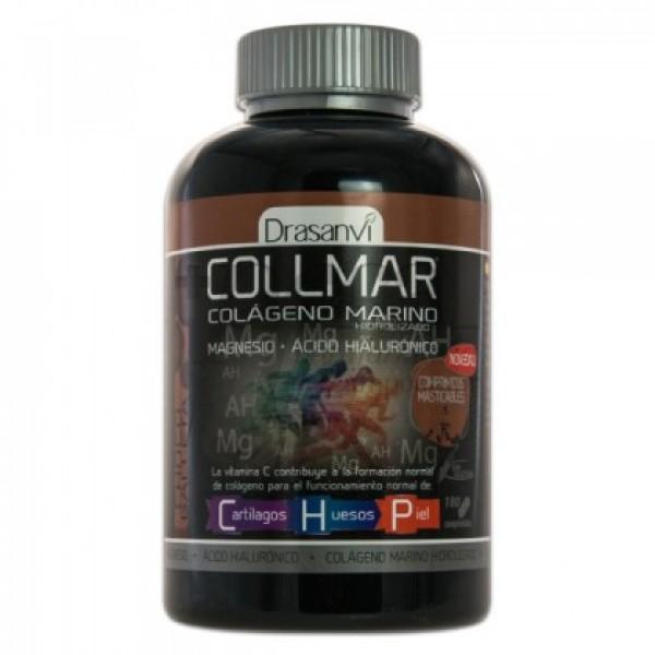 COLLMAR 180 COMPS MASTICABLES CHOCO GALLETA