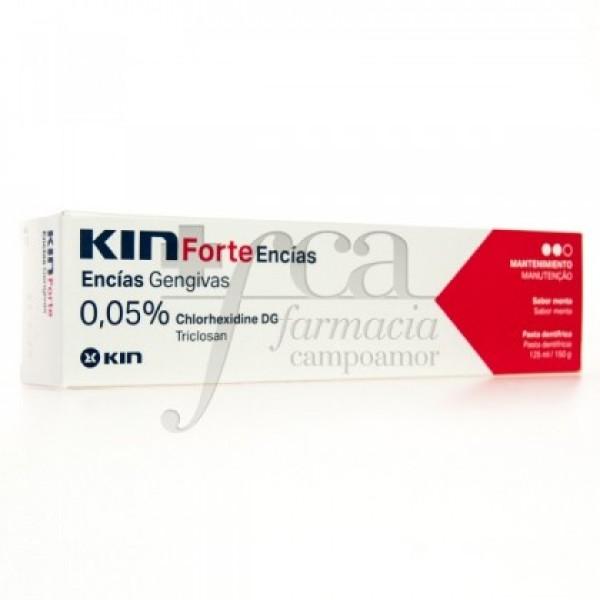 KIN FORTE ENCIAS PASTA 125 ML