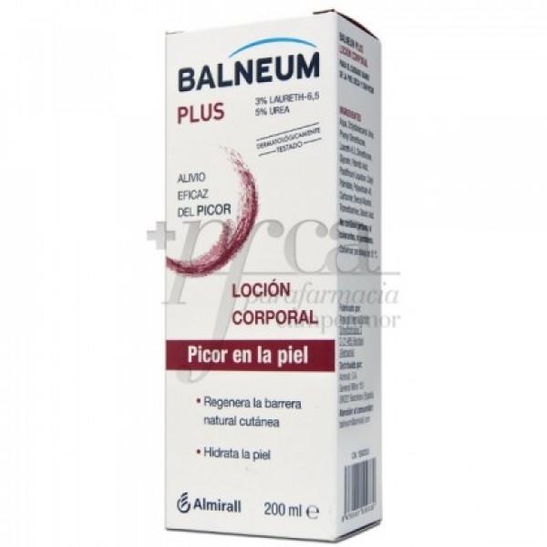 BALNEUM PLUS LOCION 200 ML.