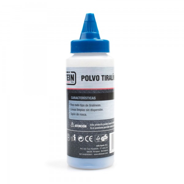 Polvo tiralineas azul stein   226 gr.