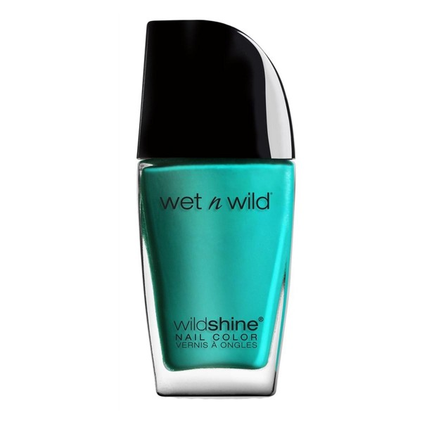 Wet'n wild wildshine nail color be more pacific