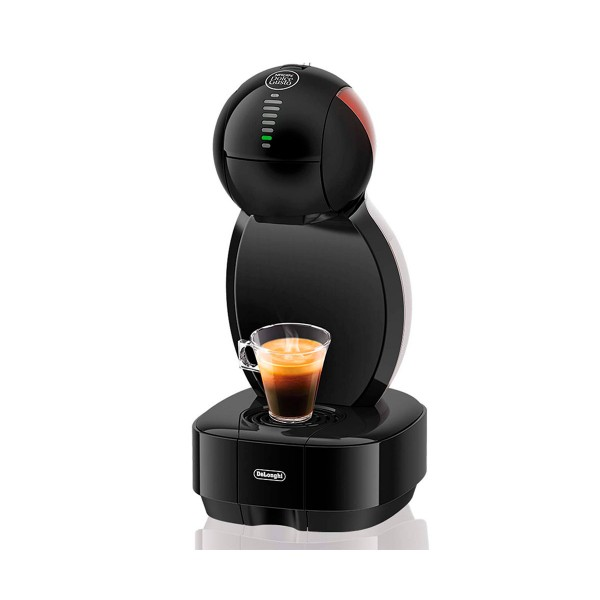 Delonghi colors edg355b1 negro cafetera dolce gusto de cápsulas 1500w y 15 bares de presión