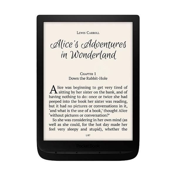 Pocketbook inkpad 3 negro e-book libro electrónico 7.8'' e ink carta smartlight wifi 8gb y microsd