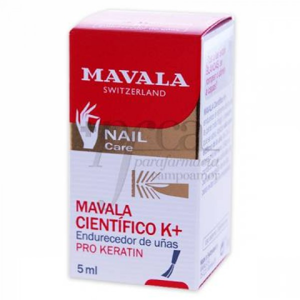 MAVALA CIENTIFICO K+ UÑAS 5 ML