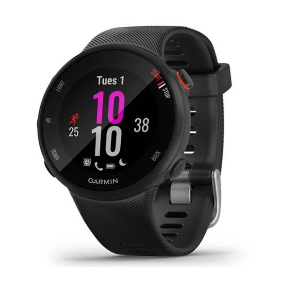Garmin forerunner 45s 39mm negro reloj inteligente de running con gps y monitor de frecuencia cardíaca