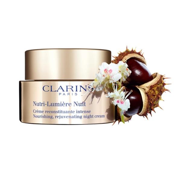 Clarins nutri-lumiere night cream 50ml