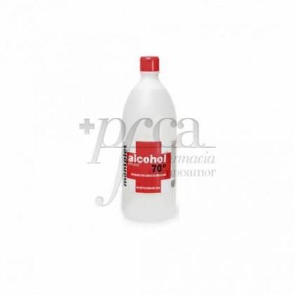 MONTPLET ALCOHOL ETILICO 70º 1000 ML