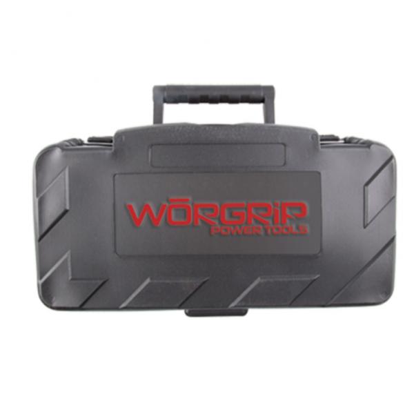 Amoladora  worgrip-pro 115mm. 900w.