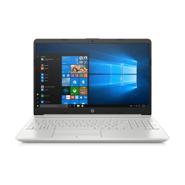 Hp 15s-dw2010 plata portátil 15.6'' fullhd i5-1035g1 1tb ssd 8gb ram mx330-2gb windows 10 home