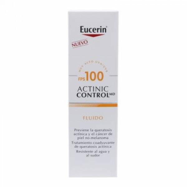 EUCERIN FLUIDO ACTINIC CONTROL FPS100 80 ML