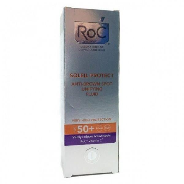 ROC SOLEIL PROTECT 50 FLUIDO UNIFICANT ANTIMANCHAS