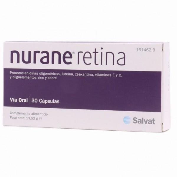 NURANE RETINA 30 CAPS