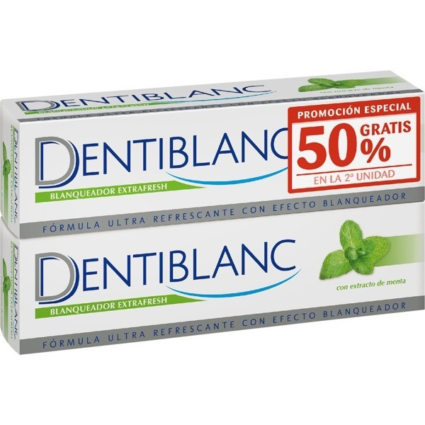 DENTIBLANC EXTRAFRESH 2X 100ML PROMO