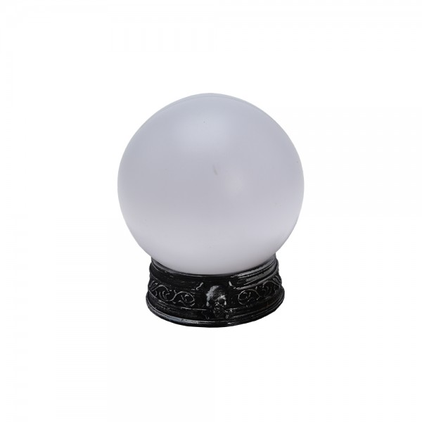 bola magica halloween con luz y sonido