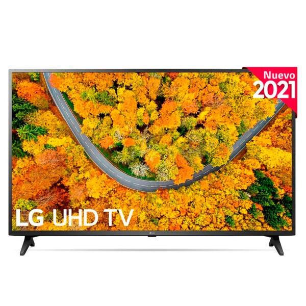 "Lg 50up75006lf 4k uhd 50""/smarttv/webos 6.0/4k quad core/gaming tv/compatible hdr10 pro/hlg"