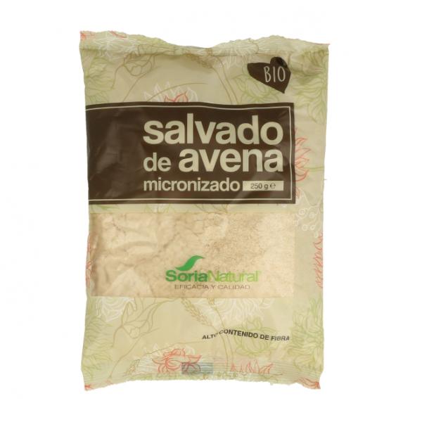 SALVADO DE AVENA BOLSA 250G R54040